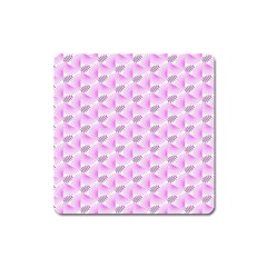 Pattern Square Magnet by gasi