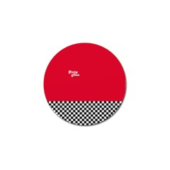 Racing Team Golf Ball Marker by gasi