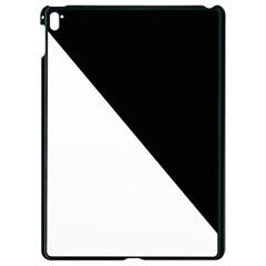 Pattern Apple iPad Pro 9.7   Black Seamless Case