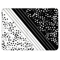 Pattern Samsung Galaxy Tab 7  P1000 Flip Case by gasi