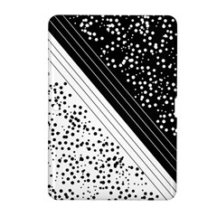Pattern Samsung Galaxy Tab 2 (10 1 ) P5100 Hardshell Case  by gasi