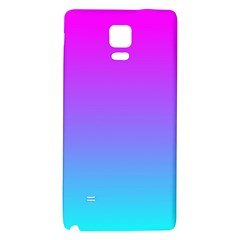 Pattern Galaxy Note 4 Back Case by gasi