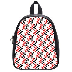 Pattern School Bag (small) by gasi