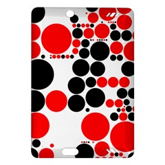 Pattern Amazon Kindle Fire Hd (2013) Hardshell Case by gasi