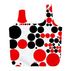 Pattern Full Print Recycle Bags (l)  by gasi