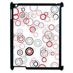 Pattern Apple Ipad 2 Case (black) by gasi
