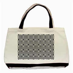 Pattern Basic Tote Bag by gasi