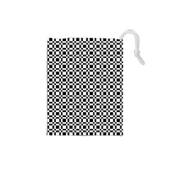 Pattern Drawstring Pouches (small)  by gasi