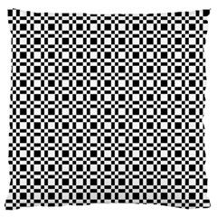 Pattern Standard Flano Cushion Case (one Side) by gasi
