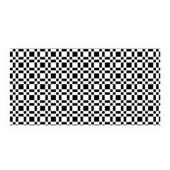 Pattern Satin Wrap by gasi