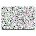 Pattern Large Doormat  30 x20 Door Mat - 1