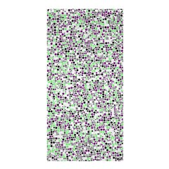 Pattern Shower Curtain 36  X 72  (stall)  by gasi