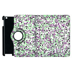 Pattern Apple Ipad 3/4 Flip 360 Case by gasi