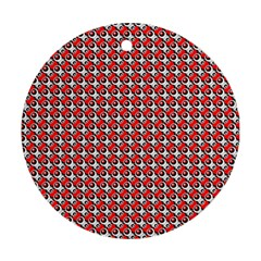 Pattern Ornament (round) by gasi