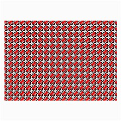 Pattern Large Glasses Cloth by gasi