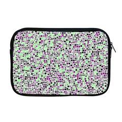 Pattern Apple Macbook Pro 17  Zipper Case by gasi