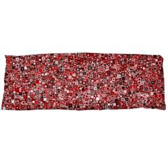 Pattern Body Pillow Case Dakimakura (two Sides) by gasi