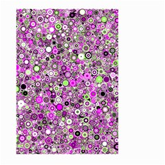 Pattern Large Garden Flag (two Sides) by gasi