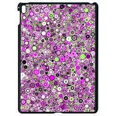 Pattern Apple Ipad Pro 9 7   Black Seamless Case by gasi
