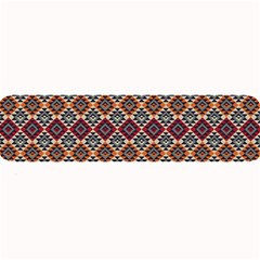 Native American Pattern 4 Large Bar Mats by Cveti