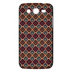 Native American Pattern 4 Samsung Galaxy Mega 5 8 I9152 Hardshell Case  by Cveti
