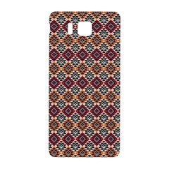 Native American Pattern 4 Samsung Galaxy Alpha Hardshell Back Case by Cveti