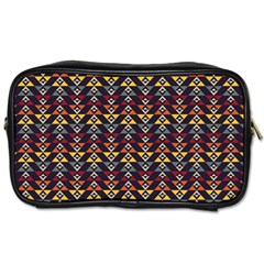 Native American Pattern Toiletries Bags 2 Side by Cveti