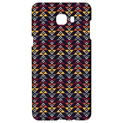 Native American Pattern Samsung C9 Pro Hardshell Case  by Cveti