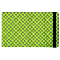 Pattern Apple Ipad 3/4 Flip Case by gasi