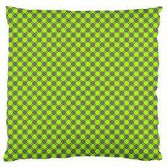 Pattern Standard Flano Cushion Case (one Side)
