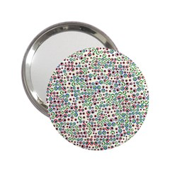 Pattern 2 25  Handbag Mirrors by gasi