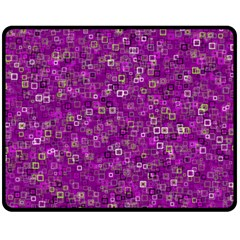 Pattern Fleece Blanket (medium)  by gasi