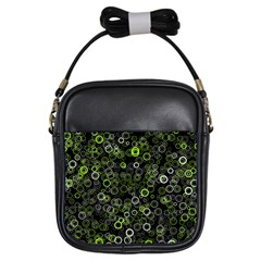 Pattern Girls Sling Bags by gasi