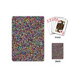 Pattern Playing Cards (Mini)  Back