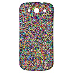 Pattern Samsung Galaxy S3 S Iii Classic Hardshell Back Case by gasi