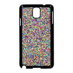 Pattern Samsung Galaxy Note 3 Neo Hardshell Case (black) by gasi