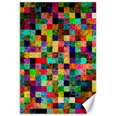 Pattern Canvas 12  X 18   by gasi