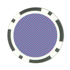 Pattern Poker Chip Card Guard (10 Pack) by gasi