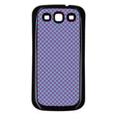 Pattern Samsung Galaxy S3 Back Case (black) by gasi