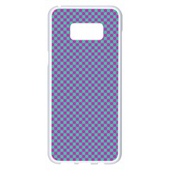 Pattern Samsung Galaxy S8 Plus White Seamless Case