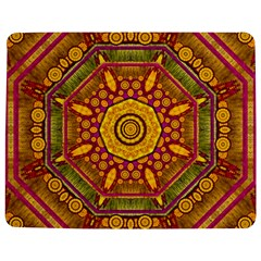 Sunshine Mandala And Other Golden Planets Jigsaw Puzzle Photo Stand (rectangular) by pepitasart