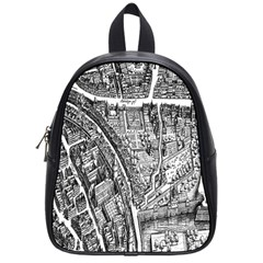 Frankfurt Judengasse School Bag (small) by Celenk