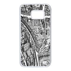 Frankfurt Judengasse Samsung Galaxy S7 White Seamless Case