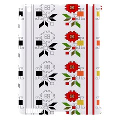 Bulgarian Folk Art Folk Art Apple Ipad 3/4 Hardshell Case (compatible With Smart Cover) by Celenk