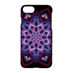 Mandala Circular Pattern Apple Iphone 7 Hardshell Case by Celenk