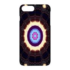 Mandala Art Design Pattern Apple Iphone 8 Plus Hardshell Case