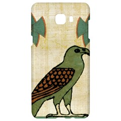 Egyptian Paper Papyrus Bird Samsung C9 Pro Hardshell Case  by Celenk