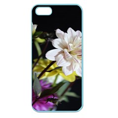 Dahlias Dahlia Dahlia Garden Apple Seamless Iphone 5 Case (color) by Celenk