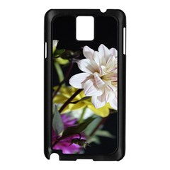 Dahlias Dahlia Dahlia Garden Samsung Galaxy Note 3 N9005 Case (black) by Celenk