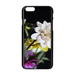 Dahlias Dahlia Dahlia Garden Apple Iphone 6/6s Black Enamel Case by Celenk